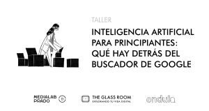 Taller Inteligencia Artificial Glass Room