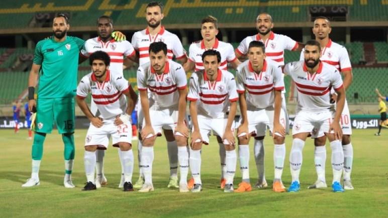 موعد مباراة الزمالك وانبي فى الدوري المصري اليوم الأحد