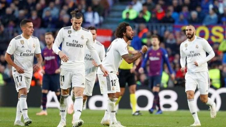 هنا الآن رابط بث مباشر مباراة ريال مدريد وأياكس امستردام اليوم الأربعاء