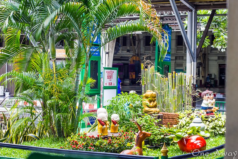 Midnight Train to Chiang Mai | One Away - Travel & Inspiration