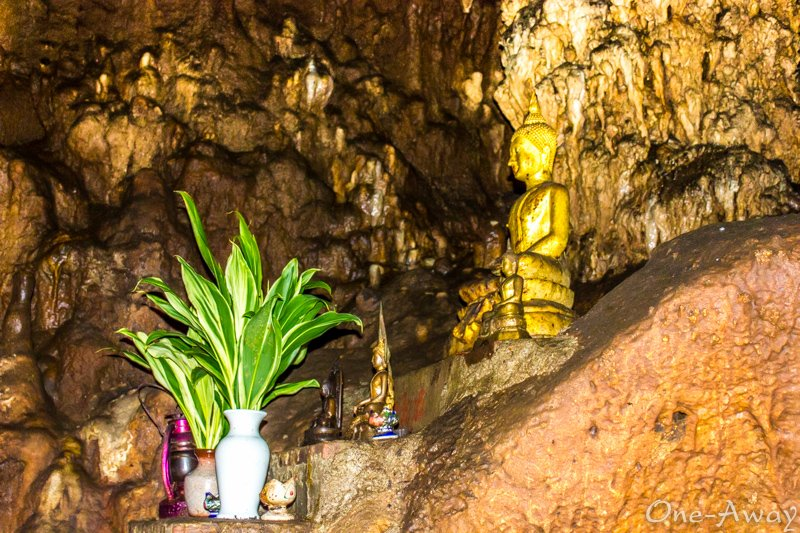 Chiang Dao Caves in Northern Thailand