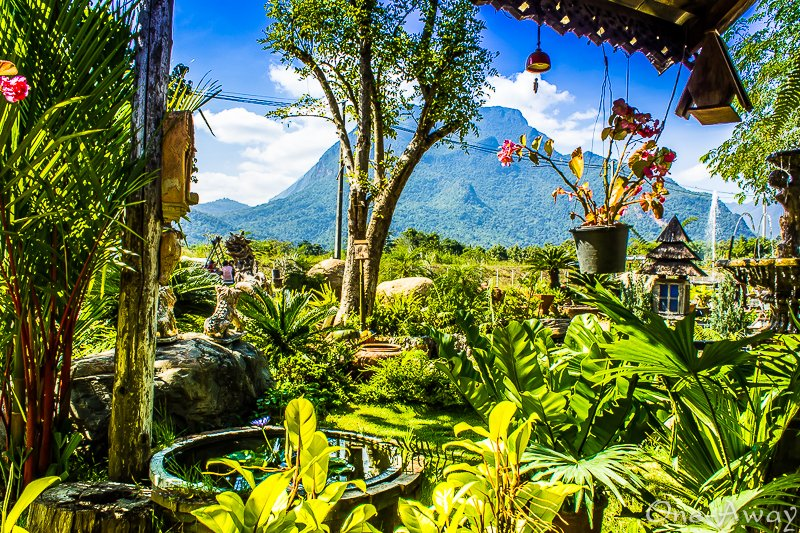 Charm of Doi Luang - Chiang Dao