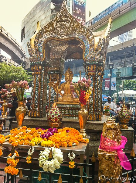 Erawan Shrine Bangkok