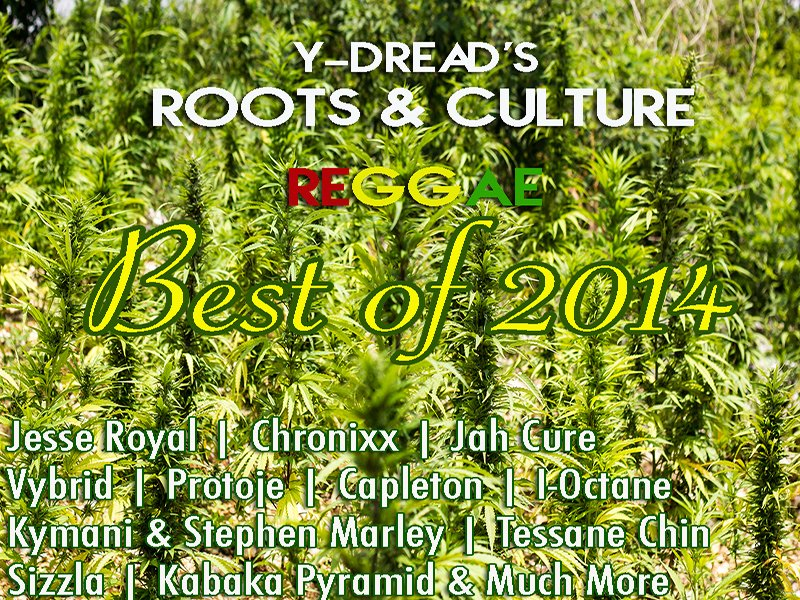 Best of 2014 - Roots and Culture Reggae Mix