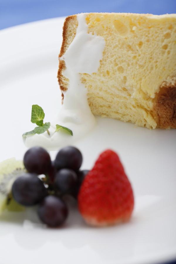 ケーキ 料理写真