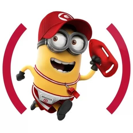 red-minions