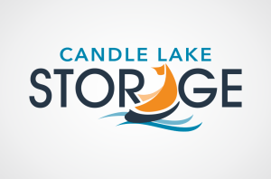 Candle Lake Storage Logo