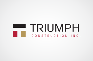 Triumph Construction logo