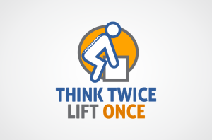 Think Twice Logo Chiropractors' of Association of Saskatchewan