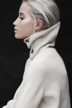 Shinebytree.com La douceur, le tombé, la fluidité, la maille d'un beau pull en cachemire ou en pure laine