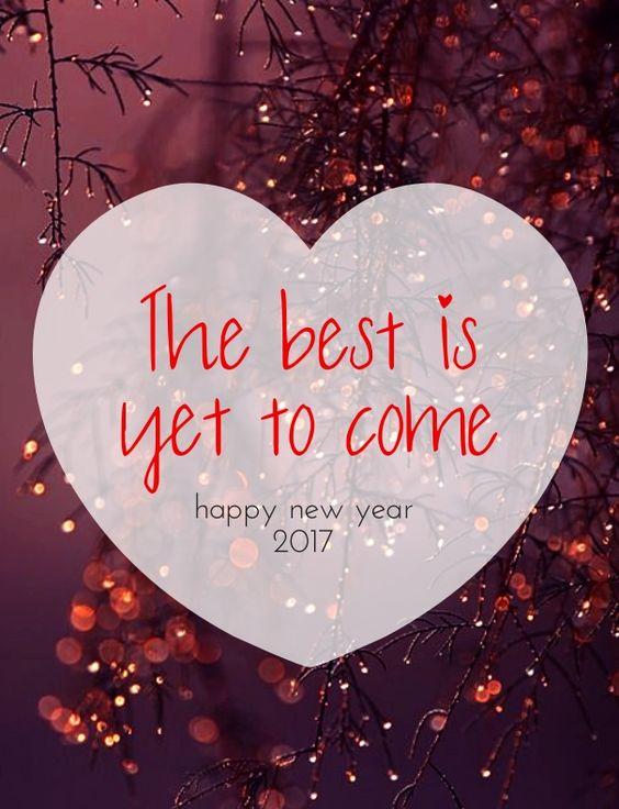 Bilan 2016 & résolutions 2017!