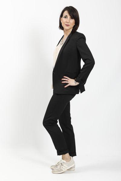 comment porter un pantalon noir