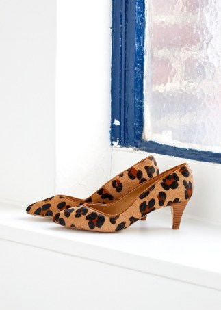 Shoes : les escarpins