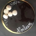 Bavarois aux trois chocolats glaçage miroir (les secrets❤️)