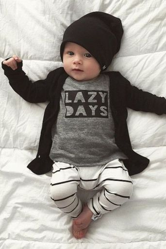 comment bien habiller bébé