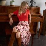 Comment porter la jupe en automne/hiver et ma petite sélection du moment 😉