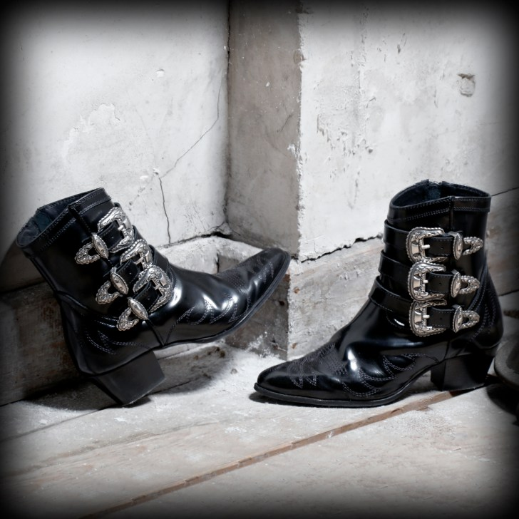 Shoes : les bottines et les boots