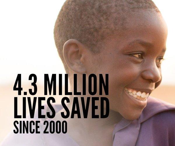 Source: WHO Photo Credit: Malaria No More