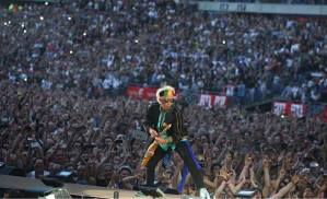 keith richards stade de france the rolling stones