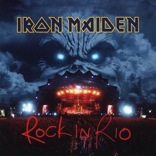 rock in rio album live iron maiden