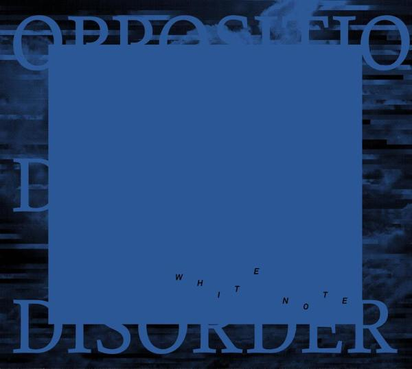 oppositional defiant disorder white note