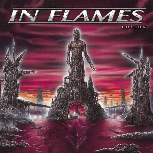 in flames colony toy's factory