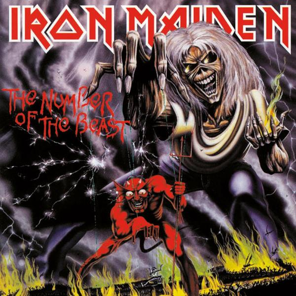 the number of the beast iron maiden