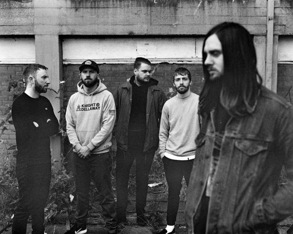 while she sleeps band promo picture 2018 sleeps brothers