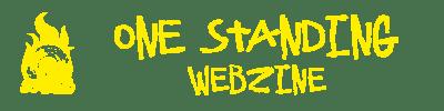 logo header one standing webzine