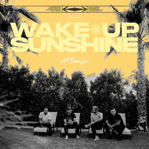 all time low wake up, sunshine fueled by ramen kinda agency
