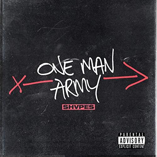 SHVPES one man army single spinefarm records