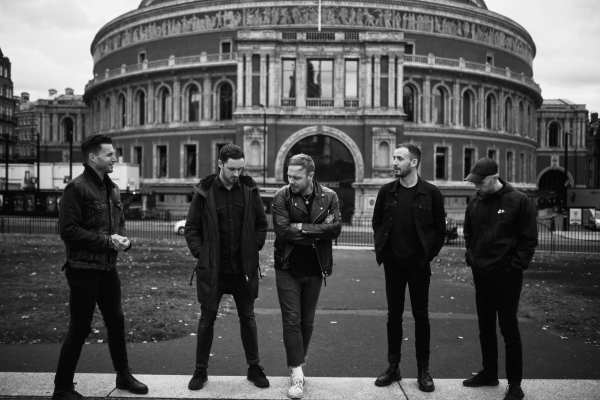 architects live royal albert hall ed mason epitaph records UNFD