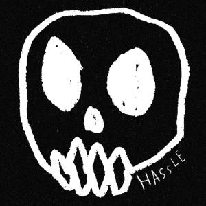 hassle records UK label logo