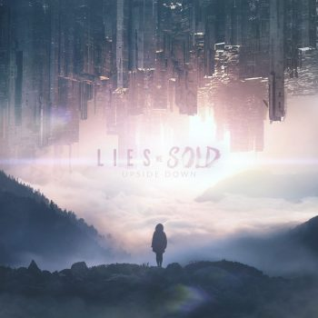 lies we sold upside down EP artwork 2021 metalcore france