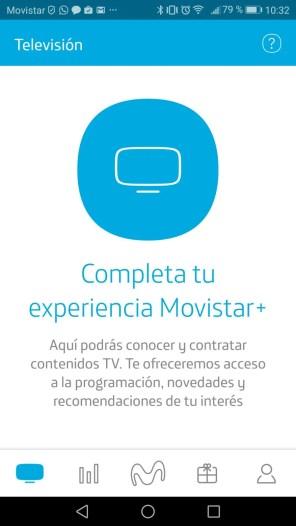Mi Movistar Beta para Android 5