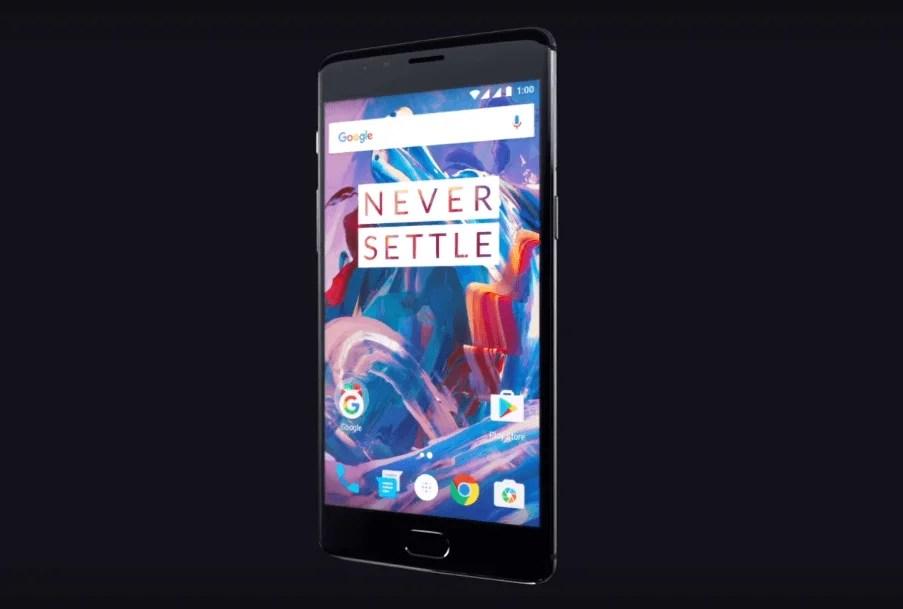 oneplus3-Android Oreo