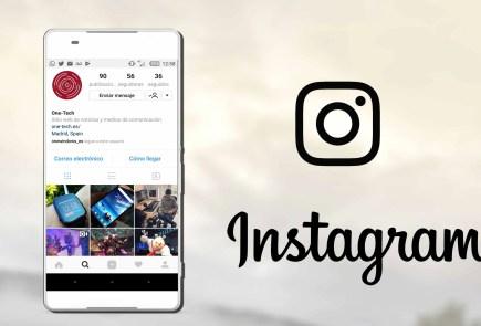 Instagram OneTech