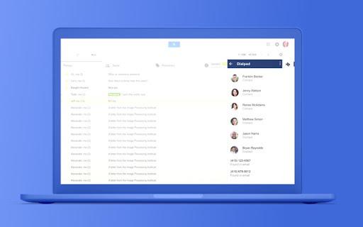 Dialpad Complementos Gmail