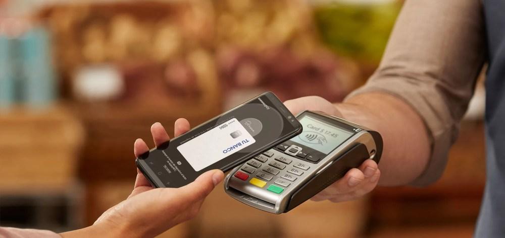 Samsung Pay ya se puede usar en México