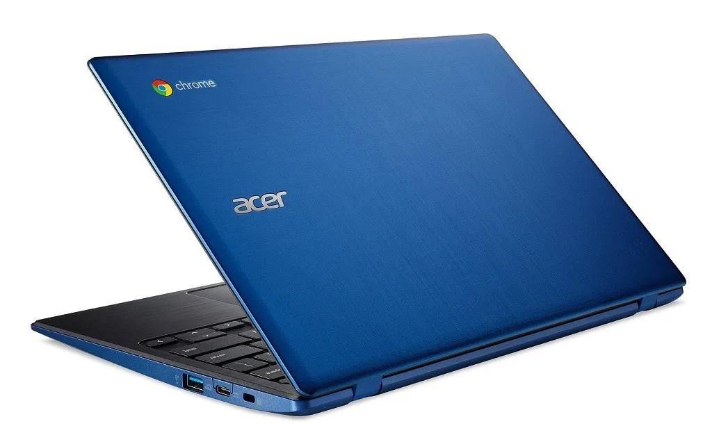 Diseño y dimensiones Acer Chromebook 11