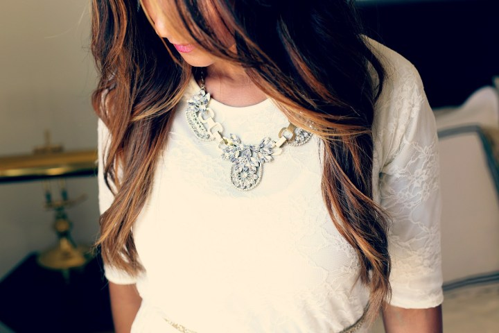 QUICK GUIDE TO STATEMENT NECKLACES