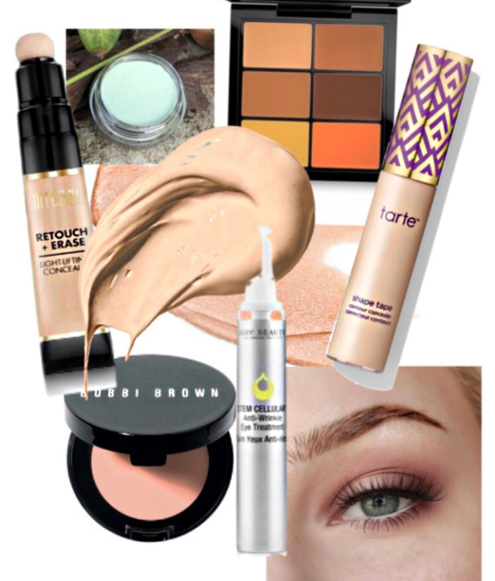 Best Products to effectively correct  your Dark Circles:
