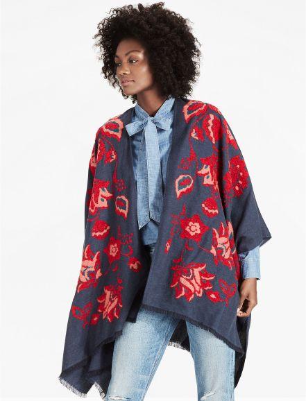 floral–kimono