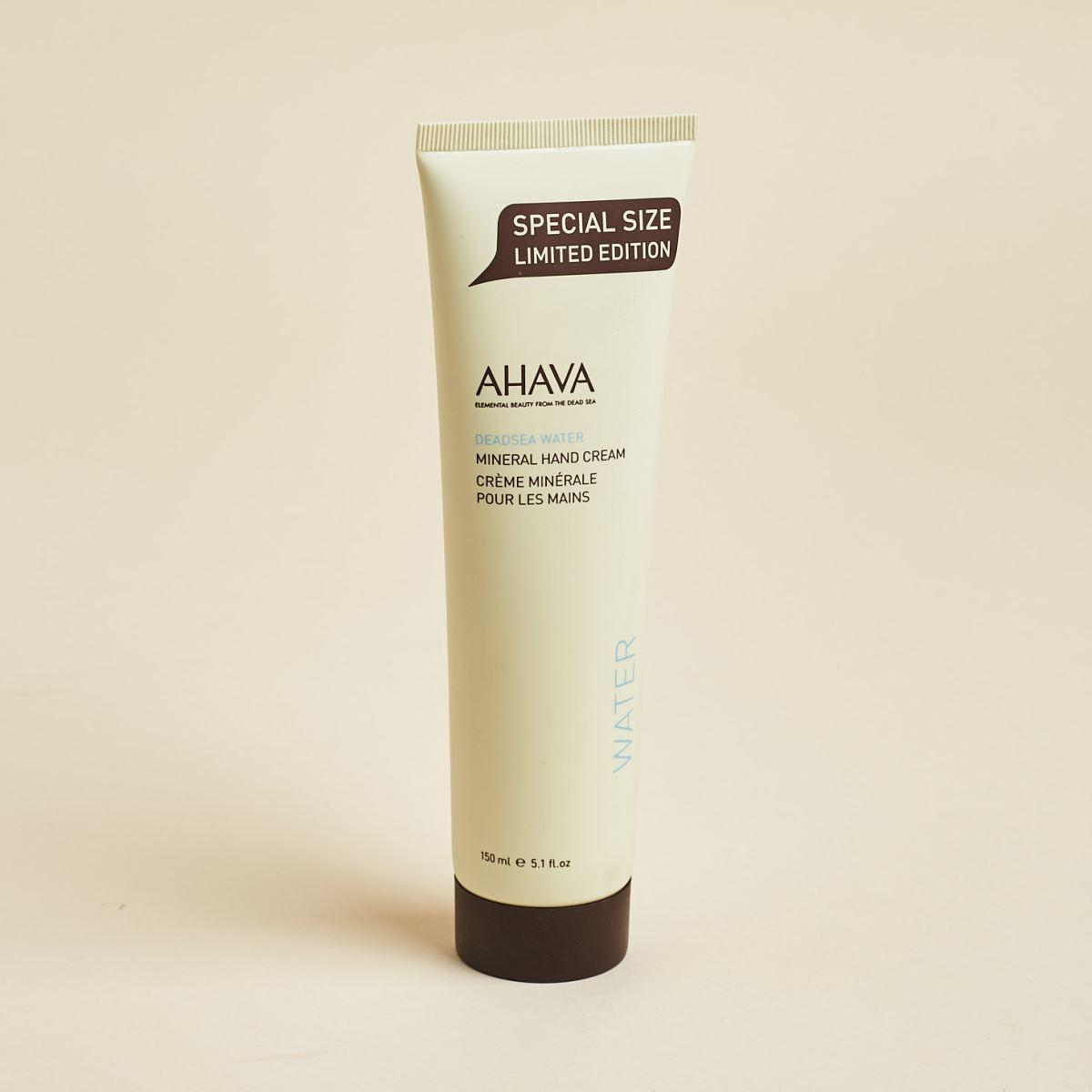 ahava–hand–cream