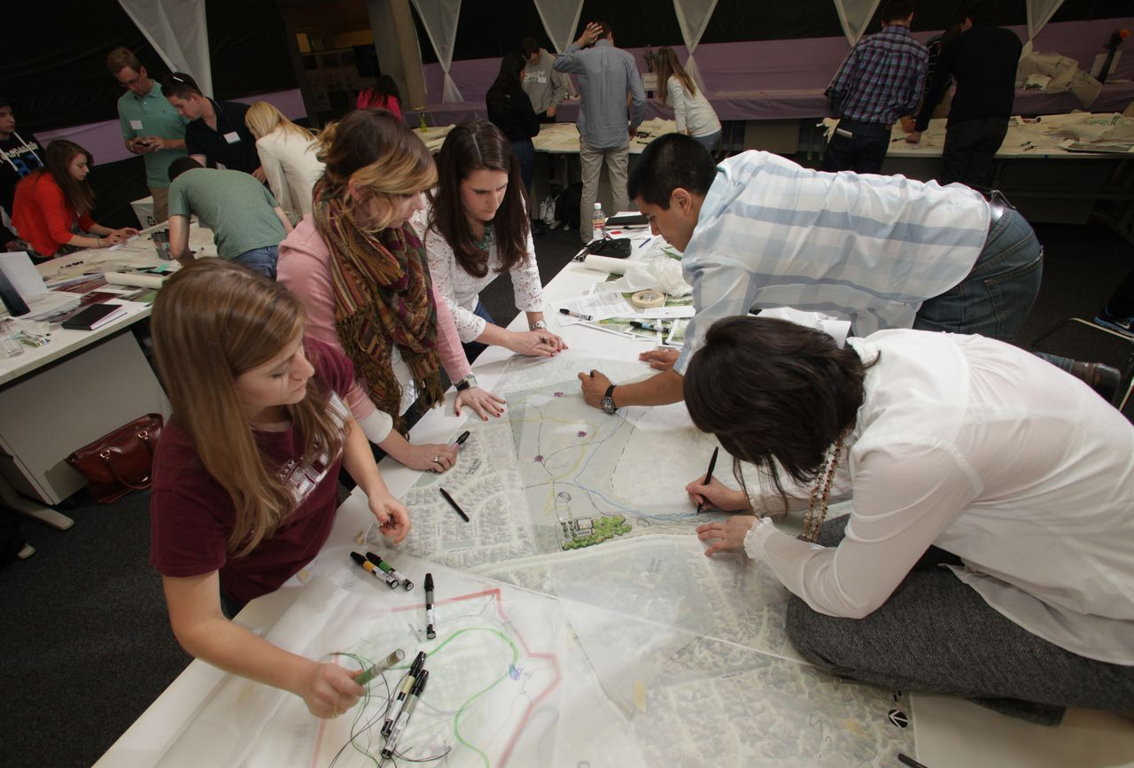 Aggie Workshop Featured Lectures Charrettes With Pros