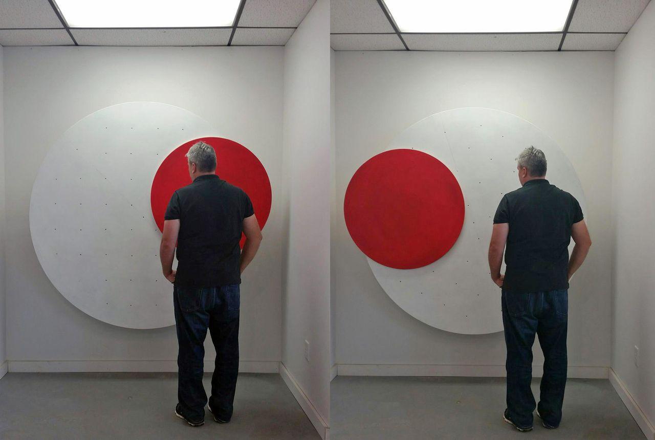 Interactive Art Exhibit By Viz Prof Opens In Houston One