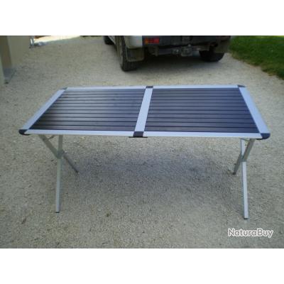 Av Table Clayette 4 Chaises Pliables Tables 2715929