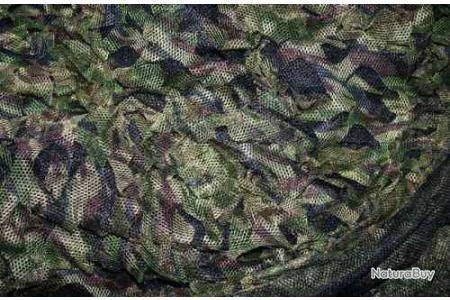 filet de camouflage double meche ghost 3d 6 x 1 50 m