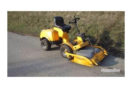 Tracteur Tondeuse A Gazon Stiga Pro 20 Cv Tondeuses Scarificateurs 7028062