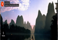 yangshuo field recordings
